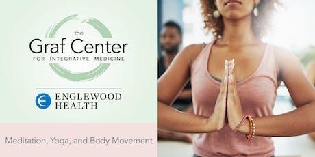 Mini Meditation and Yoga Retreat tickets