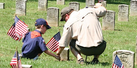 Stones River National Cemetery Memorial Day Flag Placement tickets