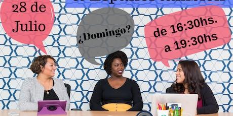 Hablemos en ingles & en español también entradas