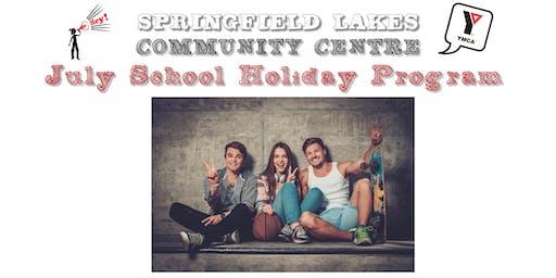 July School Holiday Program