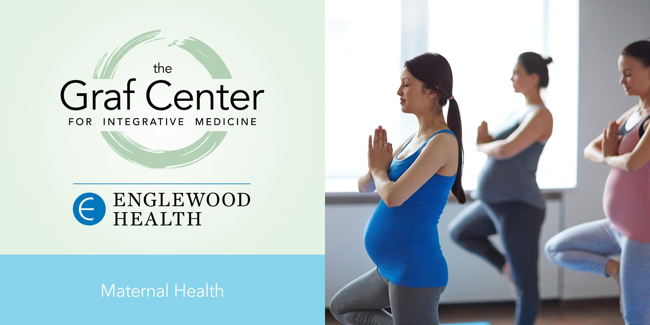 More info: Prenatal Yoga (4-Session Series)