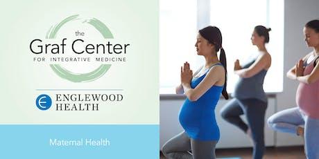 Prenatal Yoga (4-Session Series) tickets