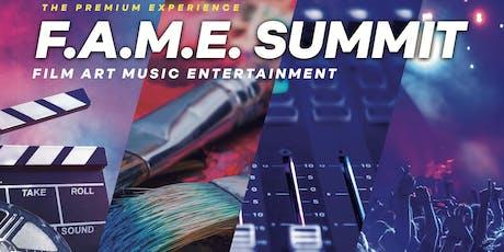 FAME Summit tickets