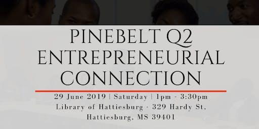 Pinebelt Q2 Entrepreneurial Connection