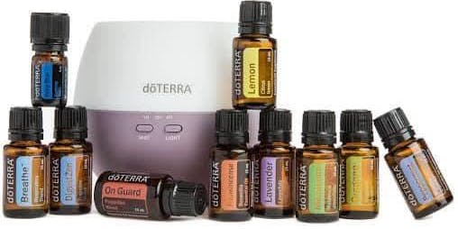 Doterra work shop