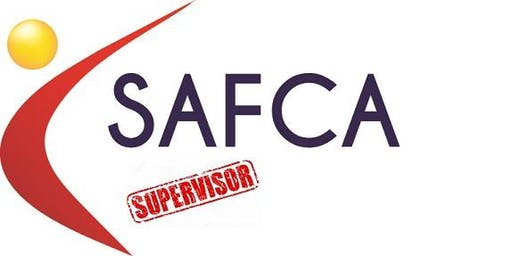 SAFCA NEW Supervisors Training