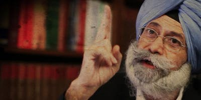 Sikh Heritage Manitoba's Person of the year: H.S. Phoolka