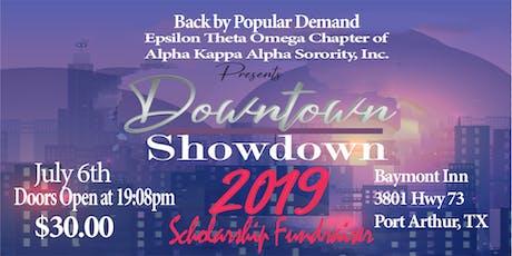 Downtown Showdown 2019 tickets