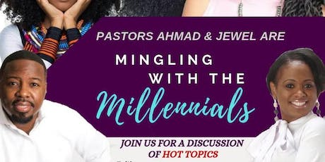 Panel Discussion with Millennials  tickets
