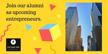 Young Entreprenuers Course - School Holidays (10 July) tickets