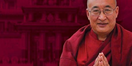 How to Live a Happier Life with Khentrul Rinpoche tickets