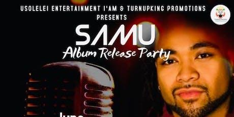 Samu Album Release Party tickets