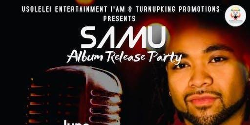 Samu Album Release Party