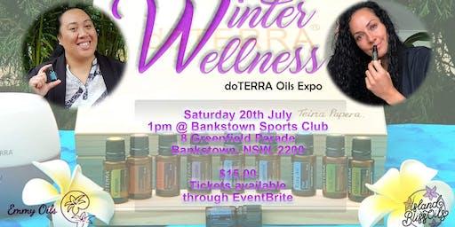 Winter Wellness doTERRA Oils expo