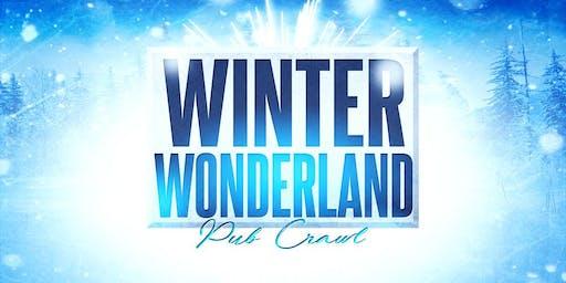 WINTER WONDERLAND PUB CRAWL
