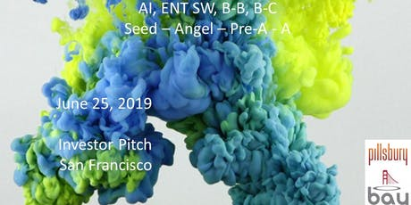 Bay Angels Investors Event - June 25 - San Francisco tickets
