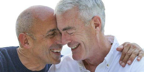 Speed Dating for Gay Men Ages 50+ tickets