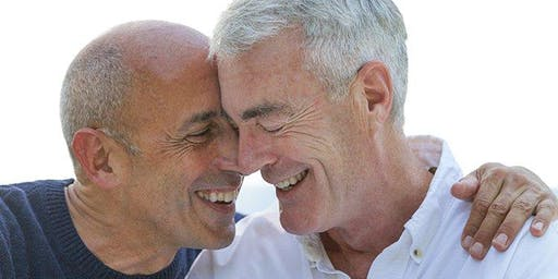 Speed Dating for Gay Men Ages 50+
