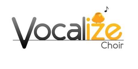 Trott Park | Vocaletz -  Vocalize Community Choir.  | Light Lunches tickets