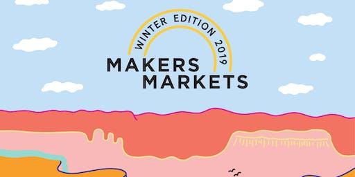 Scenic World Makers Market – 2019 Winter Edition