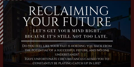 Reclaiming Your Future tickets