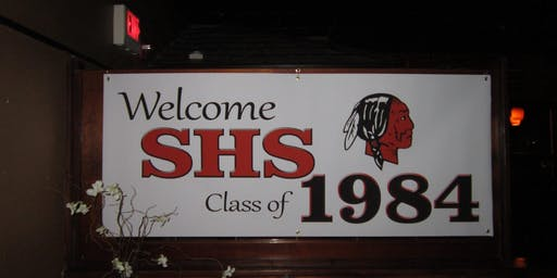 SHS Class of 1984 35th Reunion