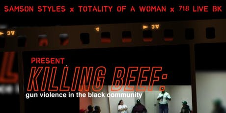 KILLING BEEF PRIVATE DOCUMENTARY SCREENING tickets