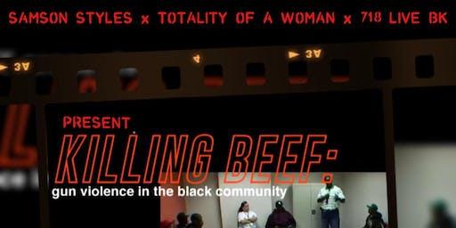 KILLING BEEF PRIVATE DOCUMENTARY SCREENING