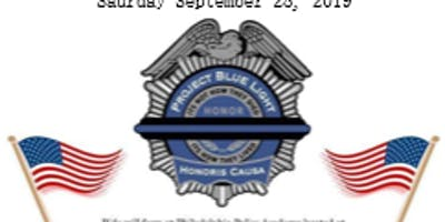 Project Blue Light Memorial Ride