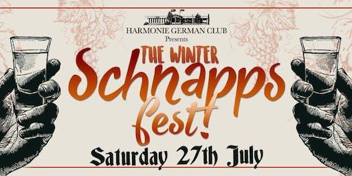 THE WINTER SCHNAPPS FEST 2019
