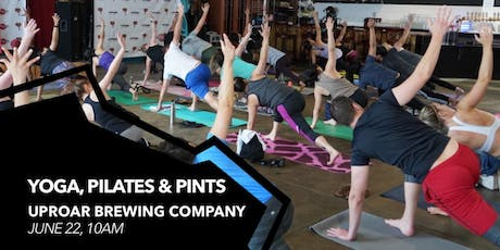 Yoga, Pilates & Pints with TruFusion tickets