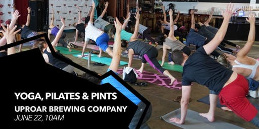 Yoga, Pilates & Pints with TruFusion