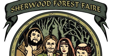 2019 Sherwood Forest Faire Celtic Gathering Highland Games Registration tickets