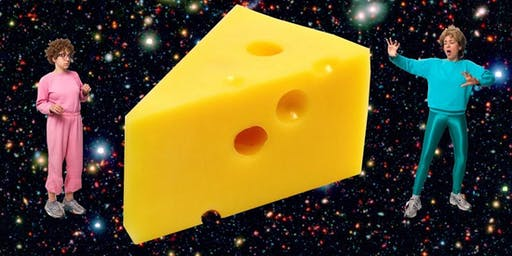 Moruya: You'll Never Guess Where I Hid the Cheese