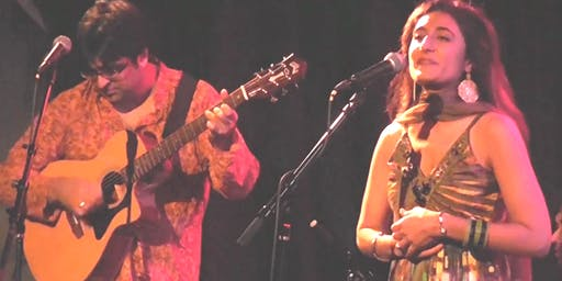 SEVEN BILLION: Kiran Ahluwalia and her band