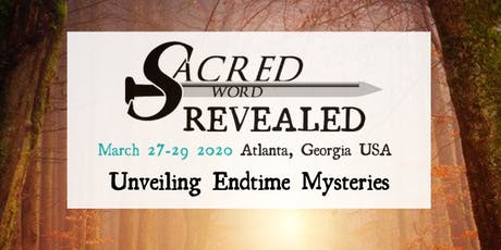 Sacred Word Revealed  tickets