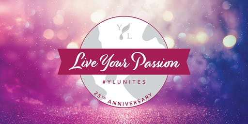 Live Your Passion Rally with Sarah Williams, Young Living Platinum