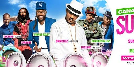 Canadian Reggae Festival - VIP (DAY 2)