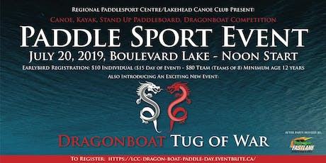 Paddle Sport Event tickets