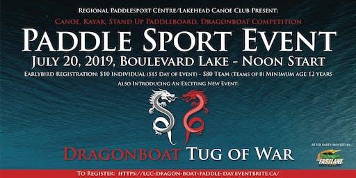 Paddle Sport Event