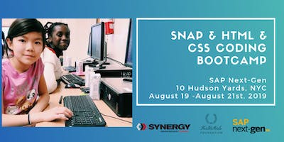 A NEW REALITY: Snap Coding Bootcamp