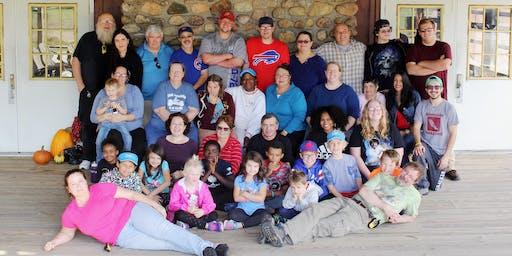 2019 BDAN Fall Family Retreat