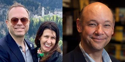 Gina & Scott Gaille w/ Don George - Strange Tales of World Travel