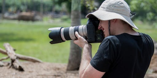 Australia Zoo Kids Day with Canon and CameraPro