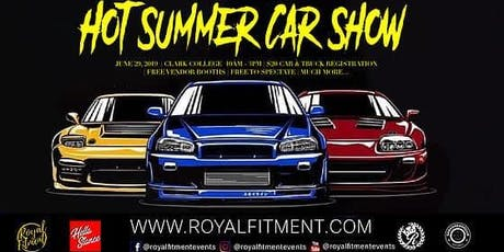 Hot Summer Car Show tickets
