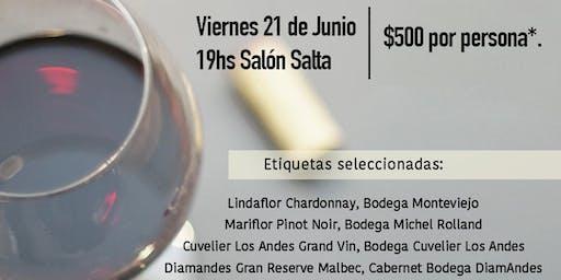 Degustación Premium de Bodegas del Grupo Clos en La Cabaña