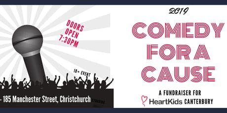 Comedy for a Cause! tickets