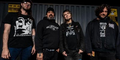 EYEHATEGOD, Come to Grief, Churchburn, and Intercourse