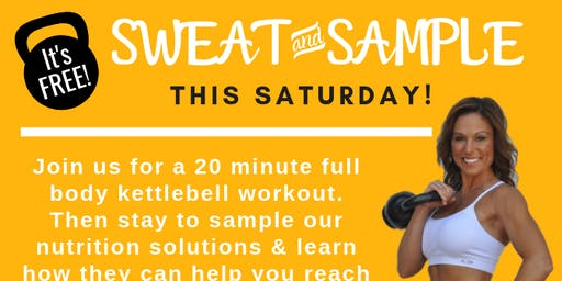 Sweat & Sample