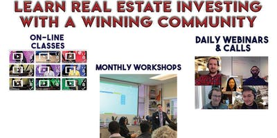 Learn to Make Money in Real Estate